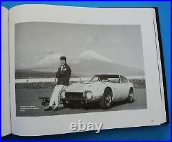 #512/1000 Toyota 2000gt Signed By Shin Yoshikawa 2002 Limited First Edition Coa