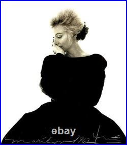BERT STERN Marilyn Monroe 1961 Signed Limited Edition with COA