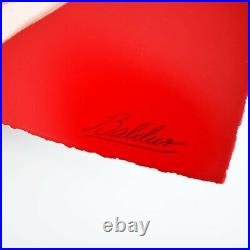 Baldur Helgason,'BANANA', Limited Edition 1/80, Signed and Numbered with COA