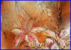 Batia Magal Femininity Limited Edition Serigraph Hand Signed COA