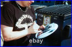 Behemoth Signed Illuminate Poster Limited Edition # Rare Proof Coa CD Lp Vinyl