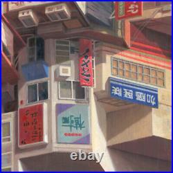 Cinta Vidal Kobe Limited Edition Art Print Signed & Numbered COA. Obey Kaws