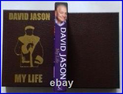 David Jason My Life. Signed/limited #465/1000. Hardback. 1/1. 2013. Coa