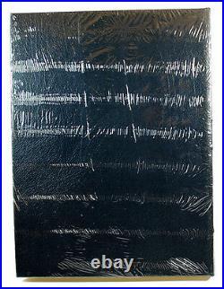 Easton Press APOLLO Alan Bean, Signed Limited Edition Leather Bound Sealed COA