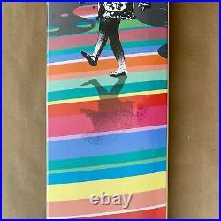 Eelus After The Rain Limited Skateboard Street Art Print Deck Signed Coa Rare