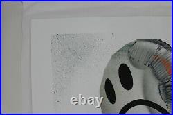 FANAKAPAN Mr Happy Limited edition print with COA
