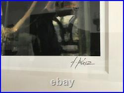 Fabian Perez Balcony At Buenos Aires IV Artist Proof Rare AP 16/20 COA Limited