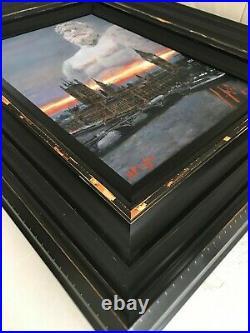 Fabian Perez Olympics London 2012 Artist Proof Rare AP 2/7 COA Limited Edition