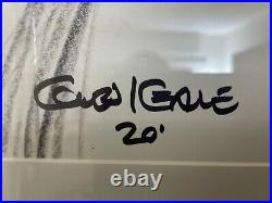 Glen Keane Signed Limited Edition / Numbered Over The Moon Print With Coa