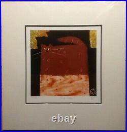 Govinder Nazran Big Tom Giclee Limited Edition 137/295 Coa