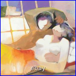 Hessam Abrishami Daylight Dream Signed Limited Edition Serigraph Canvas COA