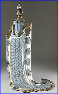 IRAS (Bronze), Limited Edition, Erte MINT CONDITION with COA
