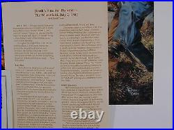 Into The Wheatfield Rick Reeves Limited Edition Coa
