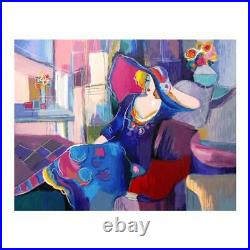 Isaac Maimon My Favorite Place Signed Limited Edition Serigraph With COA