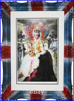 JJ Adams Limited Edition'Queen Coronation' Deluxe Edition. 1 of only 53. COA