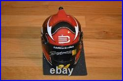 Jeff Gordon Signed Nascar Limited Edition AARP/DTEH 13 Scale Mini Helmet JG COA