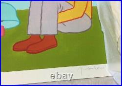 Joan Cornella DEEB Signed Limited Edition print with COA xx/100
