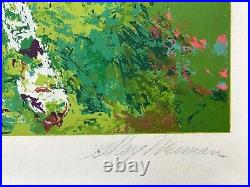 Leroy Neiman Original Hand Signed 199/300 Limited Edition Serigraph + With Coa