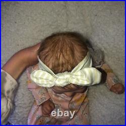 Limited edition reborn doll, Ramsey kit by Cassie Brace! Signed COA