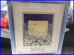 Mackenzie Thorpe Mother And Daughter Framed Limited Edition Print, Signed, COA