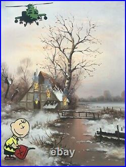 Mason Storm Can Festival (2021) Limited Edition Print Signed Numbered COA