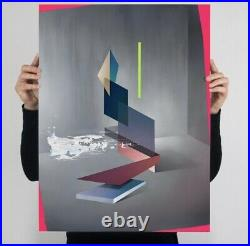 Mikael B Subconscious Therepy Limited edition Edition of 50 comes with COA