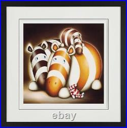 Peter Smith Original Baby On Board Limited Edition 26/250 With COA