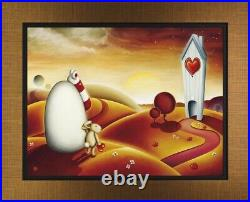 Peter Smith Original No Place Like Home Limited Edition 9/150 With COA