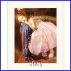 Pino Party Dreams Signed & Numbered Canvas Limited Edition Art COA