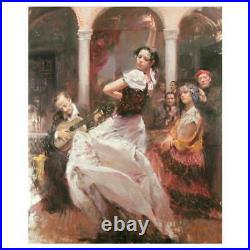Pino Seville In My Heart Signed & Numbered Canvas Limited Edition Art COA