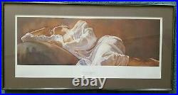 STEVE HANKS Limited Edition Lithograph SIGNED & NUMBERED Emotional Appeal COA