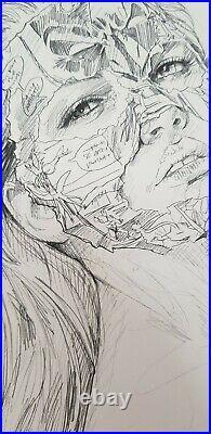 Sandra Chevrier'La Cage Et La Trace Du Crayon Limited Edition Only 60 inc COA