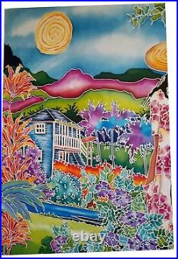 Susan Patricia KAWAII HOME Limited Edition Serigraph on Canvas Signed with COA