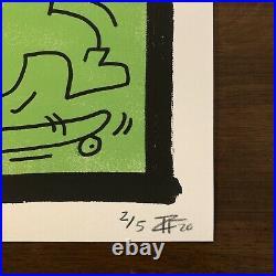Tashif Sheefy McflyTurner Limited Edition Print (Signed & Numbered/ With COA)