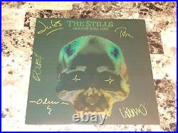 The Stills Rare Band Signed Limited Edition Vinyl LP Record Oceans Will Rise COA