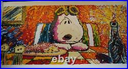Tom Everhart The Last Supper Limited Edition Lithograph 3/350 signed with COA