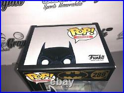 Val Kilmer Batman Forever Limited /90 Se Signed Autographed Funko Pop-jsa Coa