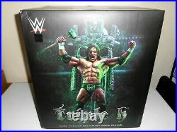 Wwe Coa Icons Series Triple H Limited Edition Resin Statue 1/50 Artist Signed