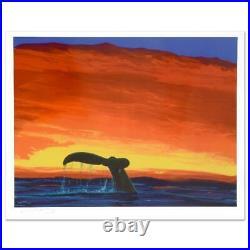 Wyland Sounding Seas Signed Limited Edition Art COA