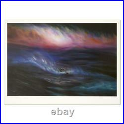 Wyland Storm Signed Limited Edition Art COA