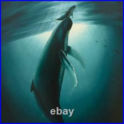 Wyland The First Breath Signed Limited Edition Art COA