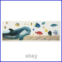 Wyland Underwater Paradise Signed Limited Edition Art COA