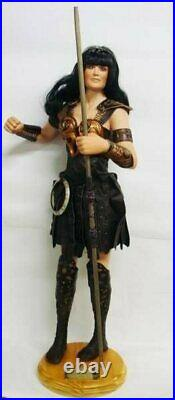 Xena George Harlen Limited Edition Porcelain 24 Doll Coa Numbered & Sealed