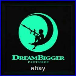 Zedsy Dream Bigger Glow In The Dark Art Print Limited 120 Signed Numbered + COA